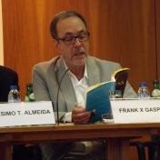 Reading at the Fundacao Luso-Americana
