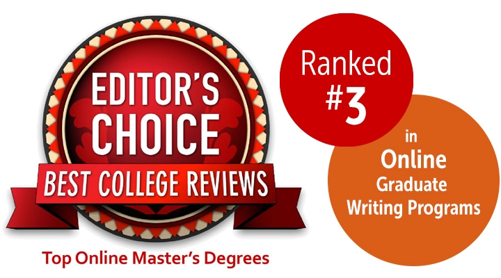 Editor's Choice. Best College Reviews. Top Online Graduate programs. Ranked #3