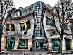 Crooked House by qbanez on DeviantArt