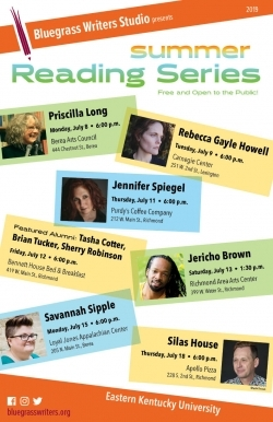 Summer Reading Series (see text for content)