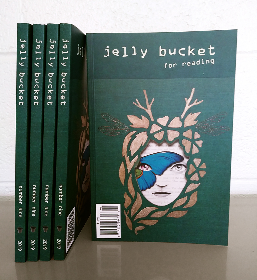 Jelly Bucket journal issue #9